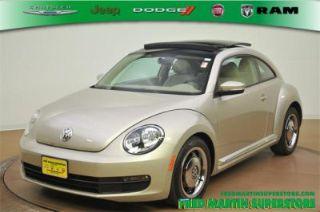 Used 2013 Volkswagen Beetle in Norton, Ohio