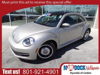 Used 2013 Volkswagen Beetle in Lindon, Utah