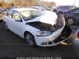 Volkswagen Jetta SEL 2012