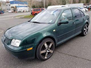 Volkswagen Jetta Wolfsburg Edition 1999