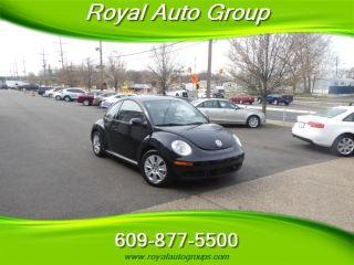 Volkswagen New Beetle SE 2008