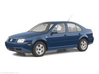 Volkswagen Jetta GLX 2002