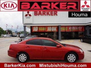 Used 2012 Mitsubishi Galant ES in Houma, Louisiana