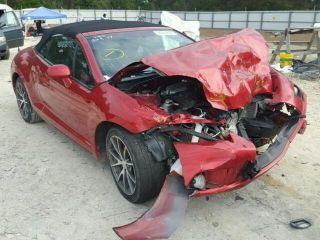 Mitsubishi Eclipse GT 2012