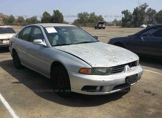 used 2002 mitsubishi galant es in fontana california top cheap car