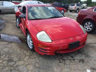 Mitsubishi Eclipse GT 2001