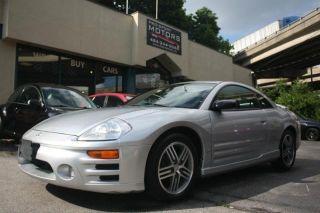 Mitsubishi Eclipse GTS 2003