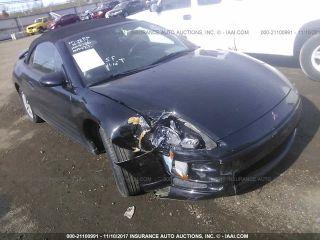 Mitsubishi Eclipse GS 2001
