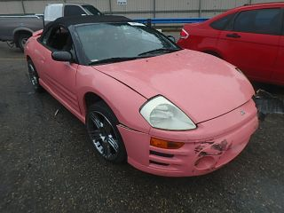 Mitsubishi Eclipse GT 2005