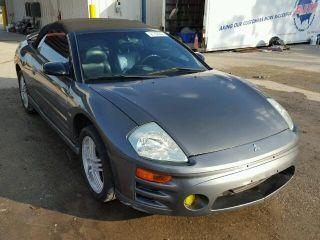 Mitsubishi Eclipse GT 2004