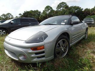 Mitsubishi Eclipse GTS 2005