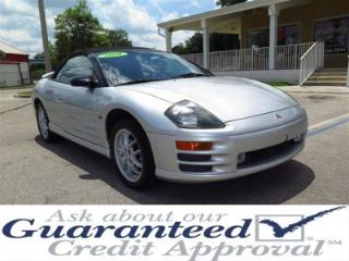 Used 2001 Mitsubishi Eclipse GT in Plant City, Florida