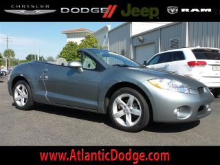 Used 2007 Mitsubishi Eclipse GS in Saint Augustine, Florida