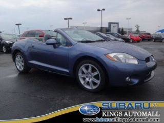 Used 2007 Mitsubishi Eclipse GT in Charleston, West Virginia