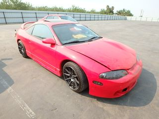 Used 1995 Mitsubishi Eclipse GSX in Fresno, California