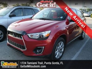 Used 2015 Mitsubishi Outlander Sport ES in Punta Gorda, Florida