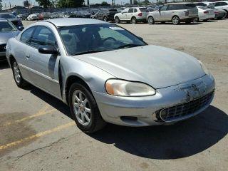 Chrysler Sebring LX 2002