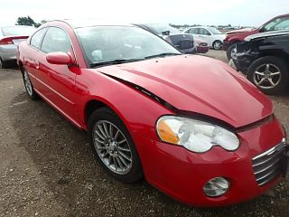 Chrysler Sebring Limited 2005