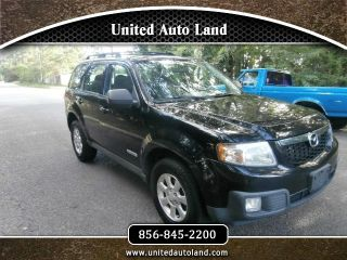 Mazda Tribute Grand Touring 2008