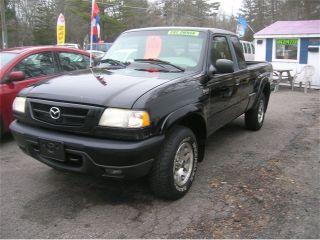 Mazda B-Series B4000 2001