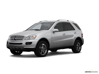 Used 2007 Mercedes-Benz M-Class ML 350 in Indianapolis, Indiana