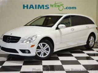 Used 2009 Mercedes-Benz R 350 in Hollywood, Florida
