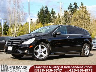 Used 2010 Mercedes-Benz R 350 in Bellevue, Washington