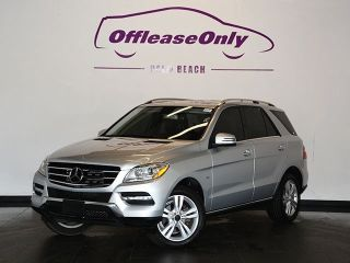 Used 2012 Mercedes-Benz ML 350 in Lake Worth, Florida