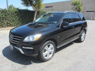 Used 2012 Mercedes-Benz ML 350 in Los Angeles, California