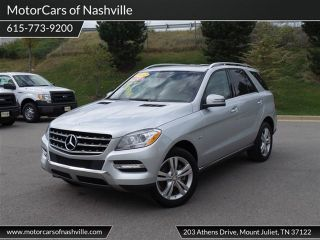 Used 2012 Mercedes-Benz ML 350 in Mount Juliet, Tennessee