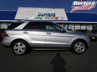Used 2012 Mercedes-Benz ML 350 in West Springfield, Massachusetts