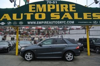 Used 2012 Mercedes-Benz ML 350 in Woodside, New York