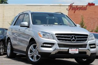 Used 2012 Mercedes-Benz ML 350 in Manassas, Virginia