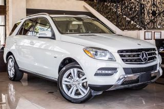 Used 2012 Mercedes-Benz ML 350 in Westminster, California