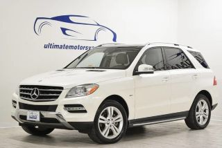 Mercedes-Benz ML 350 2012