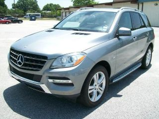 Used 2012 Mercedes-Benz ML 350 in Spartanburg, South Carolina