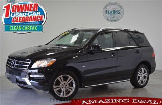 Used 2012 Mercedes-Benz ML 350 in Lauderdale Lakes, Florida