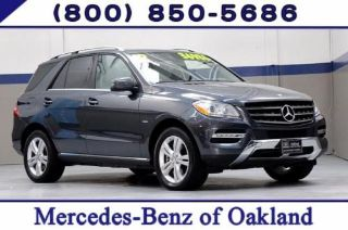 Used 2012 Mercedes-Benz ML 350 in Oakland, California