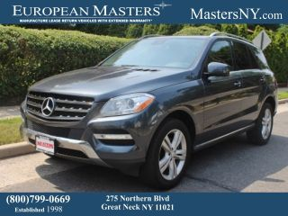 Used 2012 Mercedes-Benz ML 350 in Great Neck, New York