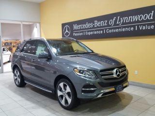Mercedes-Benz GLE 350 2018