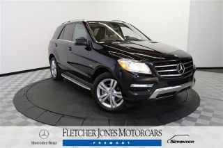 Used 2012 Mercedes-Benz ML 350 in Fremont, California