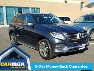 Used 2016 Mercedes Benz Gle 350 In White Marsh Maryland