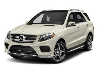 2018 Mercedes-Benz GLE 550
