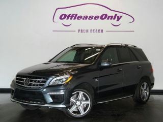 Used 2012 Mercedes-Benz ML 63 AMG in Lake Worth, Florida