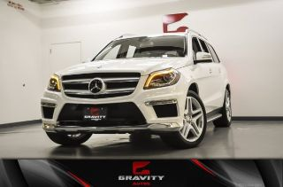 Mercedes-Benz GL-Class GL 550 2013