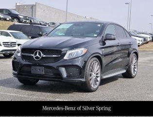 Mercedes-Benz GLE 43 AMG 2018