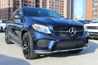 Used 2016 Mercedes-Benz GLE 450 AMG in White Plains, New York