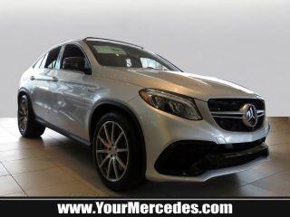 Mercedes-Benz GLE 63 AMG 2018