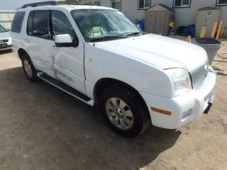 Mercury Mountaineer Luxury 2006