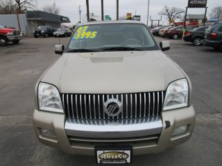 Mercury Mountaineer Luxury 2007